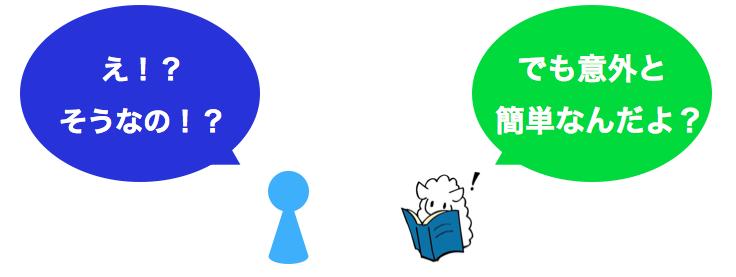 読者の悩みを解決する