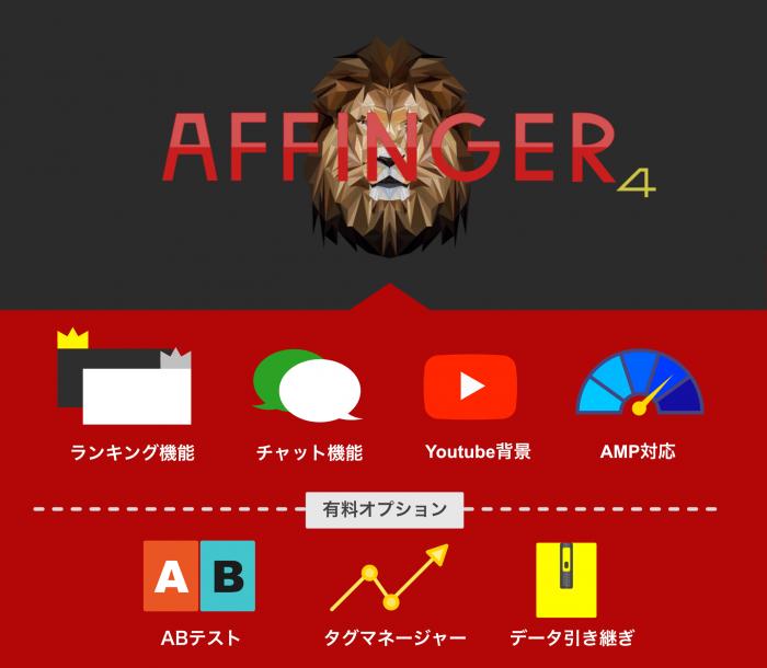affinger4のインフォグラフ